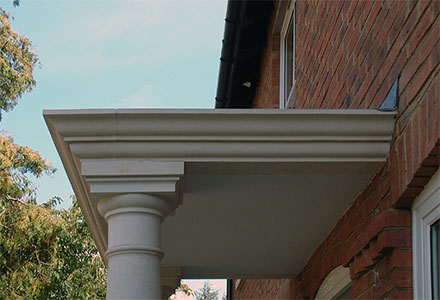 Kent Balusters Porticos