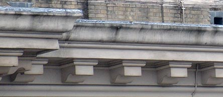 Kent Balusters Cornice Amp Stone Courses Band Course
